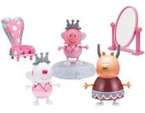 Peppa Pig Conjunto Escola De Bale Da Peppa - Sunny 2322 -