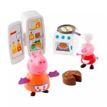 Peppa Pig Cozinha Acampamento Suzy dtc -