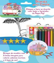 Peppa Pig - Diversão para Colorir - On Line -