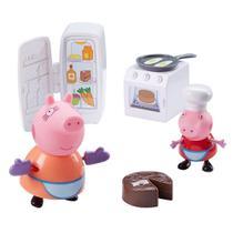 Peppa Pig Hora de Comer COZINHA DTC 4204 -
