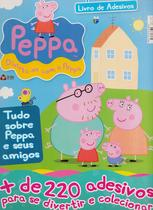 Peppa Pig. Livro de Adesivos (Português) Capa comum - Dcl