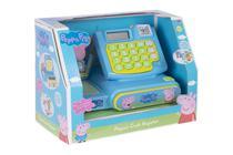 Peppa Pig - Mercadinho da Peppa - Caixa Registradora - DTC -