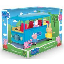 Peppa Pig - Ônibus Escolar - DTC -