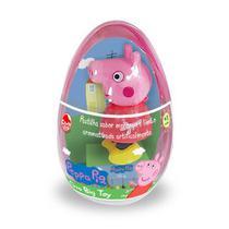 Peppa Pig Ovo De Pascoa Big Toy Dtc Vermelho -