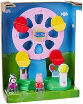 Peppa pig - roda gigante com som dtc -
