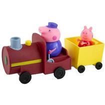 Peppa PIG Trenzinho Vovo PIG Maquinista 2306 - SUNNY -