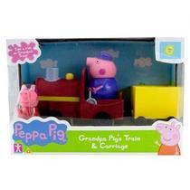 Peppa PIG Trenzinho Vovo PIG Maquinista SUNNY 2306 -