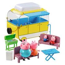 Peppa Pig - Van de Acampar - Dtc