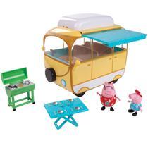 Peppa Pig - Van de Acampar - DTC -
