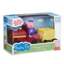 Peppa Pig Vovô Maquinista - Sunny 2306 -