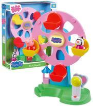 Peppa Roda Gigante Com Movimento Som E Luz DTC 4861 -