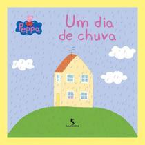 Peppa - um dia de chuva - Salamandra Literatura (Moderna)