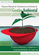 Pequeno manual de treinamento em sistema de gestao ambiental - Editora falconi