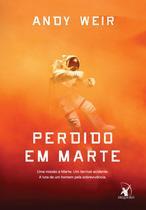 Perdido em Marte - Capa do Filme - Arqueiro -