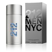 Perfume 212 Men 100ml Edt Masculino Carolina Herrera