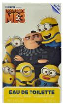 Perfume Air-Val Minions Despicable Me 3 EDT Infantil 100ml - Marvel