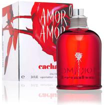 bfb6a0d0ee Perfume amor amor feminino eau de toilette 100ml cacharel