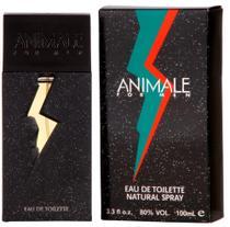 Perfume Animale For Men 100ml Masculino - Original E Lacrado -