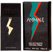 Perfume Animale For Men Eau de Toilette Original 100ml ou 200ml