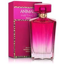 Perfume animale instinct feminino eau de parfum 100ml animale -