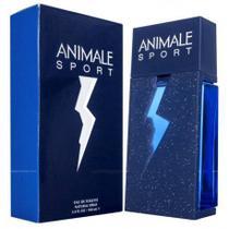 Perfume Animale Sport Masculino Eau de Toilette 100ml -