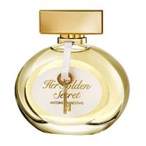Perfume Antonio Banderas HER Golden Secret Feminino 80ML