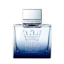 Perfume Antônio Banderas King Of Seduction Eau De Toilette 50ml