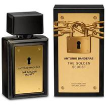 Perfume antonio banderas the golden secret edt 200ml