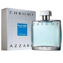 Perfume Azzaro Chrome Eau De Toilette Masculino 100ml -