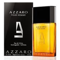 Perfume Azzaro Pour Homme EDT Masculino 100ml Original -