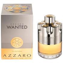 Perfume azzaro wanted masculino 50ml eau de toilette -