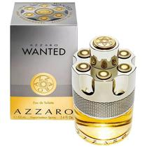 Perfume azzaro wanted masculino eau de toilette 100ml -