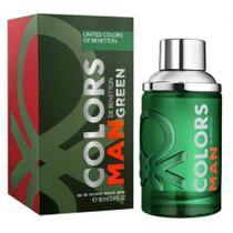 Perfume Benetton Colors Man Green EDT M 60mL -