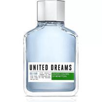 Perfume Benetton United Dreams Go Far Masculino Eau de Toilette -