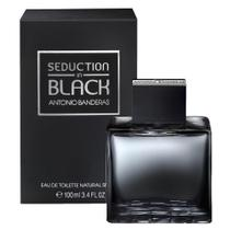 Perfume Black Seduction Antonio Banderas EDT Masculino - 100ml
