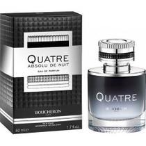 Perfume Boucheron Quatre Absolu de Nuit EDP M 50mL -