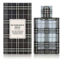 Perfume Brit Masculino Eau de Toilette 100ml - Burberry -