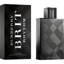 Perfume burberry brit rhythm masculino edt 90 ml -