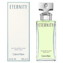 Perfume Calvin Klein Eternity Eau de Parfum Feminino 100ML -