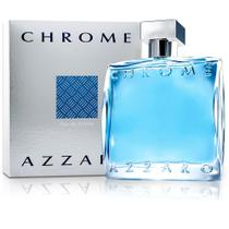 Perfume chrome masculino eau de toilette 100ml azzaro -