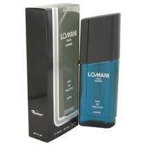Perfume/Col. Masc. Lomani Eau De Toilette -