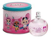 Perfume Colônia Infantil Lol Surprise View Cosméticos 100m -