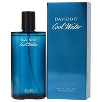 Perfume Cool Water Masculino Eau de Toilette 125ml - Davidoff -