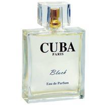 Perfume Cuba Black Edp Masculino 100ml Cuba -
