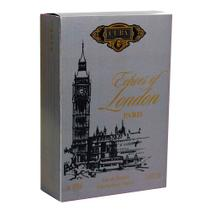 Perfume cuba echoes of london edp masculino 100ml original -