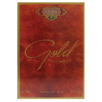 Perfume cuba gold edp masculino 100ml original -