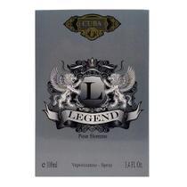 Perfume cuba legend edp masculino 100ml original -
