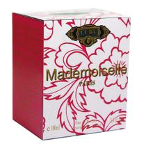 Perfume cuba mademoiselle feminino 100ml original -