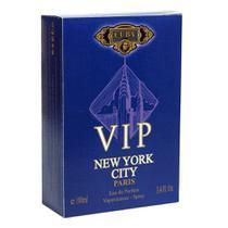 Perfume cuba vip new york edp masculino 100ml original -