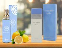 Perfume De Bolsa Santorine Light Blu Importado Top Aproveite 25ml - Dream